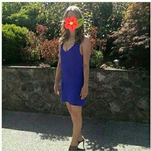 2/$20 Bundle - Light Blue Criss Cross Dress